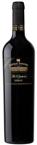 Chateau Tanunda Shiraz The Chateau 100 Year Old Vines
